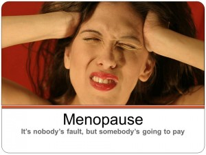Female gynecologist | Menopause
