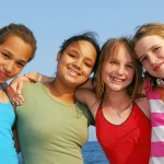 Houston OBGYN | 4 Teenage Girls